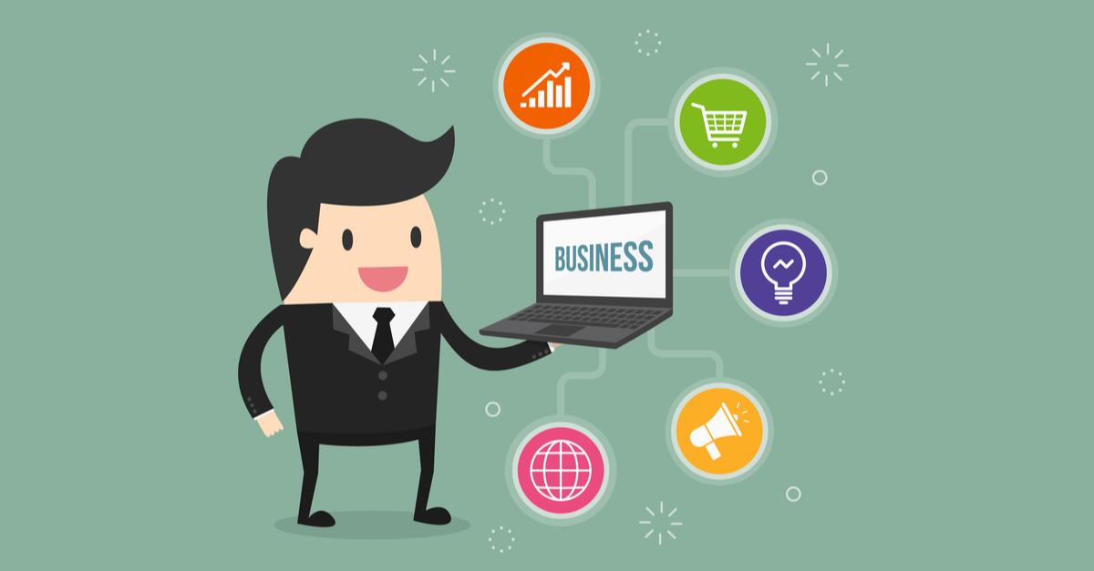 仮想でのビジネス経験